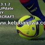 PES 2016 PTE Patch 3.1.2 Update by Hovercraft