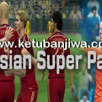PES 2013 RSP Russian Super Patch 3.5 Season 2015/16