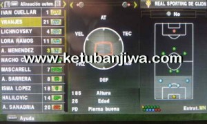 PES 2014 PSP Option File Savedata Update Winter 15/16