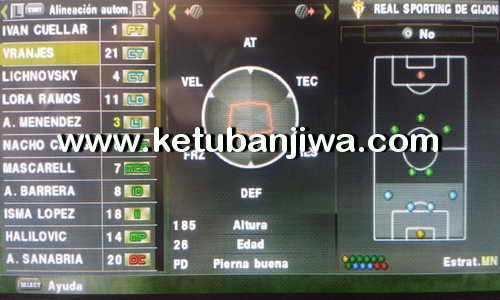PES 2014 PSP Option File Savedata Update Winter 2015-2016 by Silverdogm and Nakaevassion Ketuban Jiwa