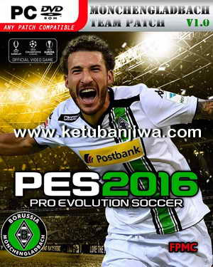 PES 2016 BMG Team Patch v1.0 by Fifacana Ketuban Jiwa