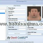 PES 2016 Face Manager Tool BETA by Devil Cold52