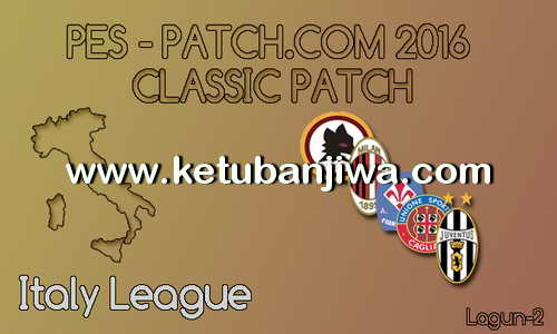 PES 2016 PES-Patch.com Classic Patch v0.4.5 by Lagun-2 Ketuban Jiwa