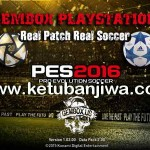 PES 2016 PS3 CFW ODE Gembox Patch Update 30/01/2016