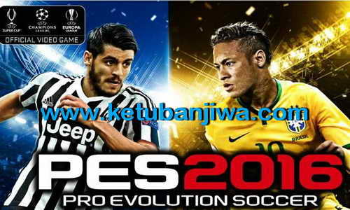 PES 2016 PS3 BLUS Option File Copa Pilsener Glatiatore v2 Ketuban Jiwa