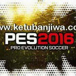PES 2016 Crack Only 3DM Patch 1.03.02