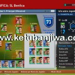 PES 2016 Tuga Vicio myClub Patch 1.0
