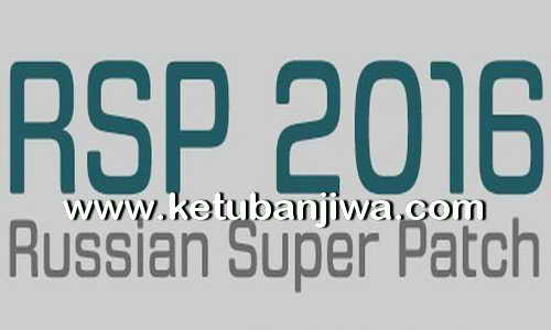 PES 2016 RSP Russian Super Patch 1.02 + All Winter Transfer Update Ketuban Jiwa