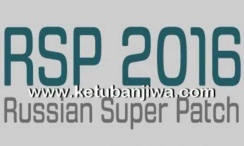 PES 2016 RSP Russian Super Patch 1.02 + All Winter Transfer Update Ketuban Jiwa