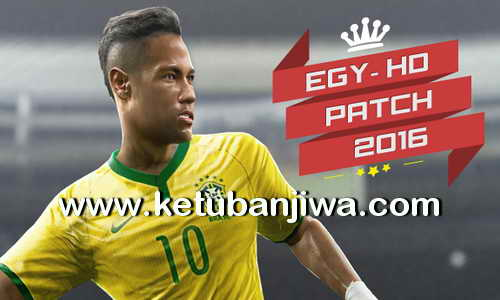 PES6 EGY-HD Patch Season 2015-2016 Single Link Ketuban Jiwa