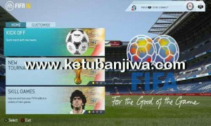 FIFA 16 ModdingWay Mod 3.5.0 AIO Single Link