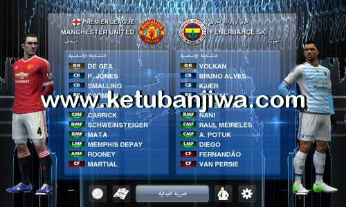 PES 2013 Elasly Patch v1 by Abo Malak Ketuban Jiwa