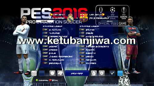 PES 2013 Super Pro 13-16 v1 by Pro Egy Ketuban Jiwa SS1