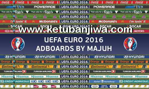 PES 2016 Adboard Pack 1.4 Compatible DLC 3.0 EURO 2016 by Majuh Ketuban jiwa