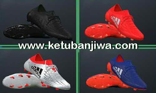 PES 2016 Addidas x 16.1 Boots Pack by Oxarapesedit Ketuban Jiwa