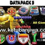 PES 2016 All Clubs 3D HD Logos DLC 3.0
