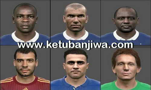 PES 2016 Classic Facepack by Dayu Ardiyanto