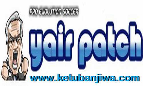 PES 2016 Core GamePlay Patch 2.5 by YairPatch Ketuban Jiwa