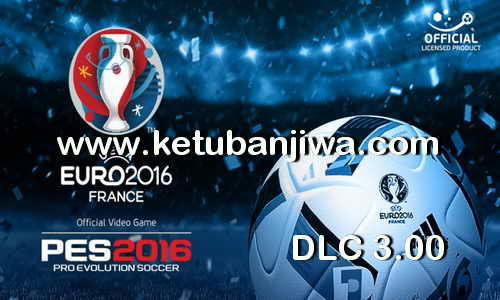 PES 2016 DLC 3.0 + Patch 3DM Crack 1.04 PC Ketuban Jiwa