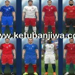 PES 2016 Euro 2016 Kits v3 by MT Games 1991