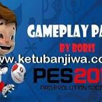 PES 2016 Gameplay Patch DLC 3.0 v1.00 by Boris