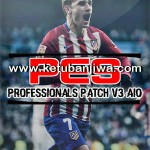 PES 2016 PES Professionals Patch 3.0 AIO Single Link