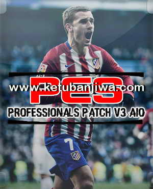PES 2016 PES Professionals Patch 3.0 All In One Single Link Ketuban Jiwa