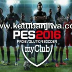 PES 2016 MyClub Patch by PESRomania