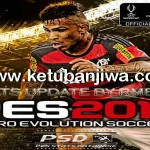 PES 2016 PSD Stats v1.0 For PTE Patch 4.1 by RMB
