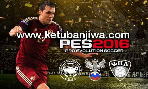 PES 2016 ULPES Patch v0.3 + Winter Transfer Update Ketuban Jiwa