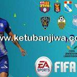 FIFA 16 ModdingWay Mod 4.5.0 + 4.5.1 Update