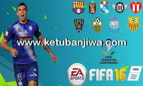 FIFA 16 ModdingWay Mod 4.5.0 + 4.5.1 Update Ketuban Jiwa