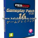 PES 2016 GamePlay Tool v1.00 by Yaku & IceTea