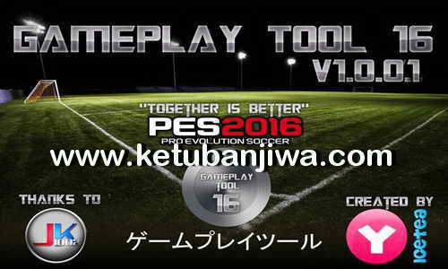 GamePlay Tool 16 v1.0.0.1 by Yaku & IceTea Ketuban Jiwa