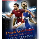 PES 6 Arab Stars Patch 2016/2017 Single Link
