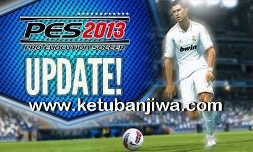 PES 2013 Super Update Sun Patch 5.0 by MADP Editor Ketuban Jiwa