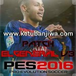 PES 2016 ElGeneral Patch v3 Single Link