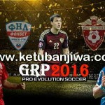 PES 2016 GRP Games Russian Patch 2.0 AIO Final Version