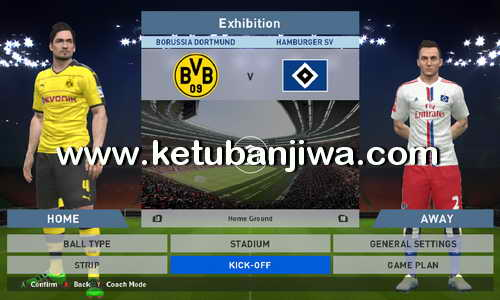 PES 2016 License Patch AIO Full Bundesliga DLC 3.0 by Peslover Ketuban Jiwa
