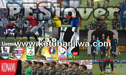 PES 2016 License Patch v3 Final Version by Peslover Ketuban Jiwa