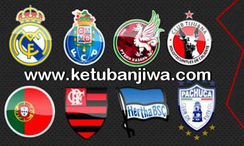 PES 2016 Logos Pack For PTEPatch 5.0 by PTEPatch