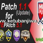 PES 2016 MLS Patch v1.1 For PTE Patch 5.1