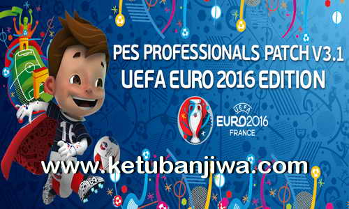 PES 2016 PES Professionals Patch v3.1 Compatible DLC 3.0 Ketuban Jiwa