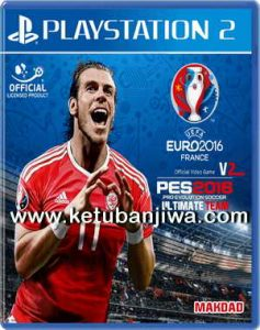 PES 2016 PS2 Ultimate Team v2