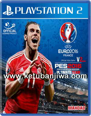 PES 2016 PS2 Ultimate Team v2 by Makdad Othmane Ketuban Jiwa