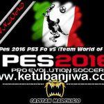 PES 2016 PS3 Option File v5 by World Of PES