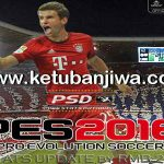 PES 2016 PSD Stats v2.0 For PTE Patch 5.1 by RMB