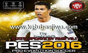 PES 2016 PSD Stats v3.1 For PTE Patch 5.1 by RMB