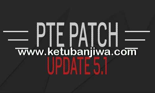 PES 2016 PTE Patch 5.1 Update Fix Ketuban Jiwa