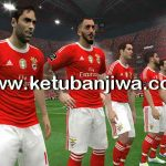 PES 2016 Tuga Vicio Patch 5.0